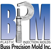 Buss Precision Mold , Plastic Injection Molds